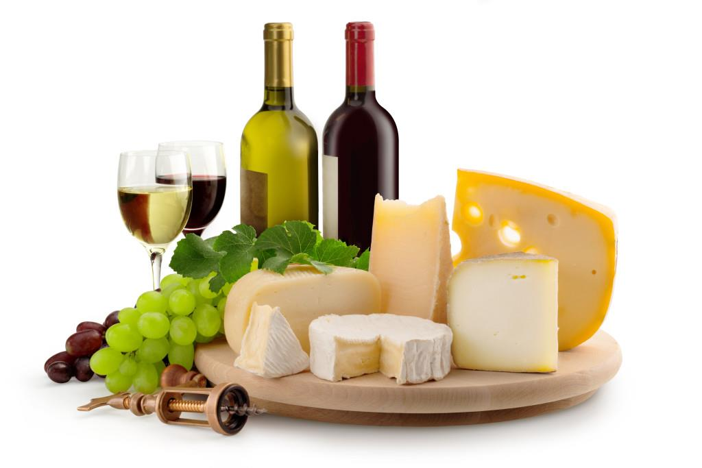 Wine and Cheese Meet and Greets